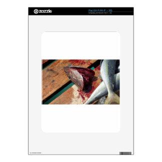 sport fishing skin for the iPad
