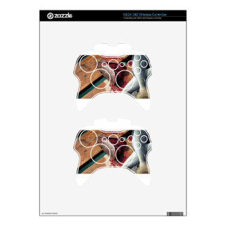sport fishing xbox 360 controller decal