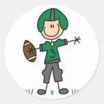 Sport Football Sticker
