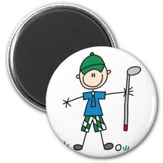 Sport Golf Magnet