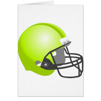 Sport Helmet Card
