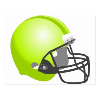 Sport Helmet Postcard
