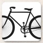 Sport, Hobby, Fun, Ride Bicycle Beverage Coasters