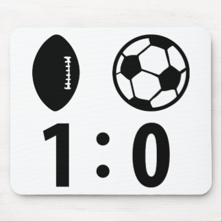 sport icon mouse pad