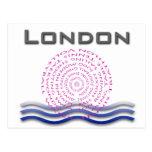 Sport London Postcards