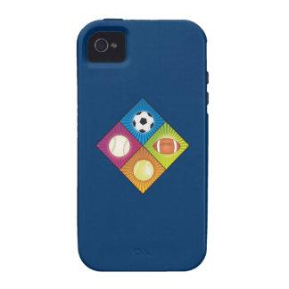 Sport Master iPhone 4/4S Cases