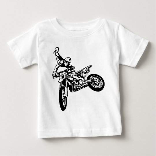Sport Motorcycle Racing Baby T-Shirt