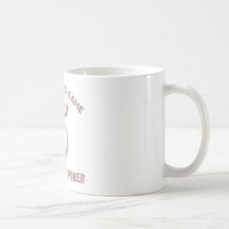 Sport Number 5 Designs Coffee Mug