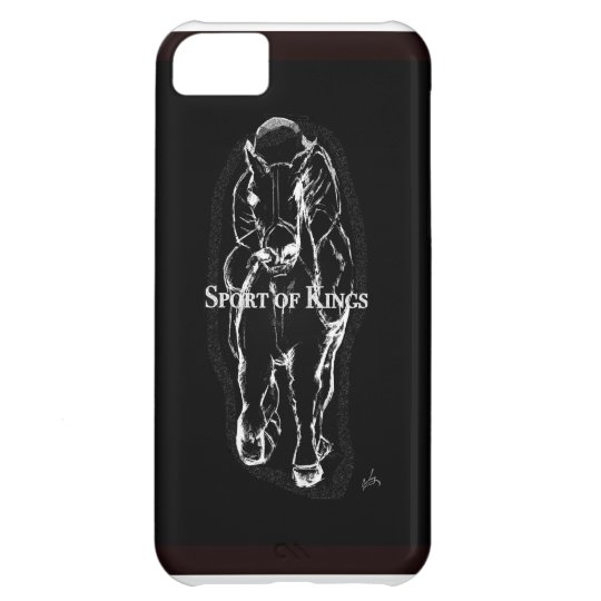 Sport of kings 2 case for iPhone 5C