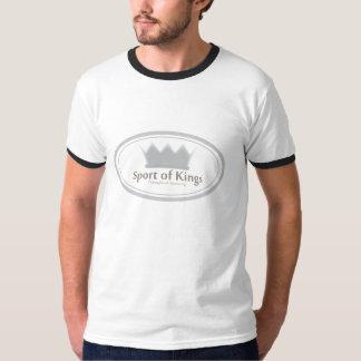 sport of kings horse racing T-Shirt