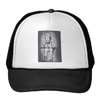 sport of kings trucker hat