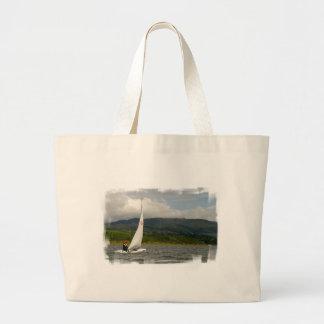 Sport of Sailing Canvas Bag