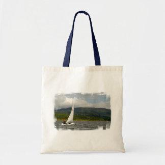 Sport of Sailing Environmental Tote Bag