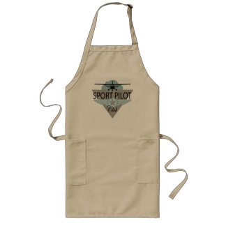 Sport Pilot Club Long Apron