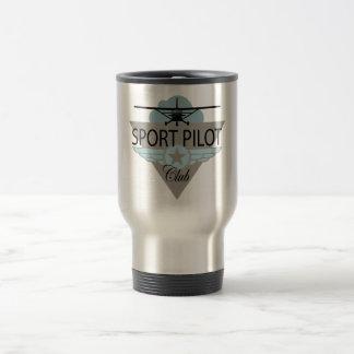 Sport Pilot Club Travel Mug
