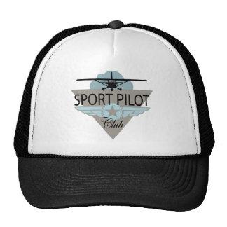 Sport Pilot Club Trucker Hat