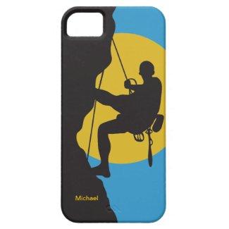 Sport Rock Climbing iPhone 5 Case