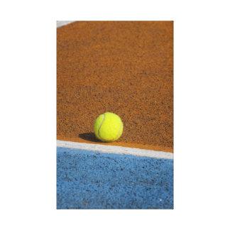 Sport Series: Tennis Ball Canvas Print