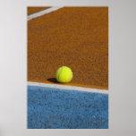 Sport Series: Tennis Ball Poster