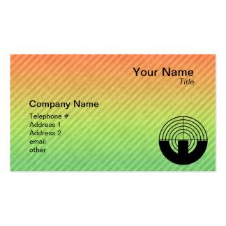 Sport Shooting Business Card