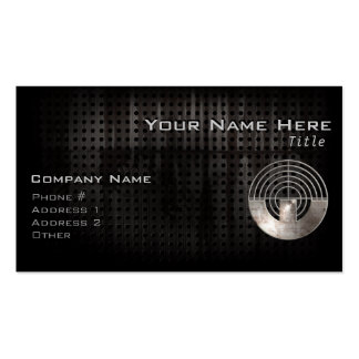 Sport Shooting; Cool Double-Sided Standard Business Cards (Pack Of 100)