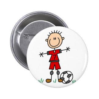 Sport Soccer Button