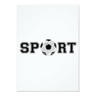 Sport (Soccer) Card