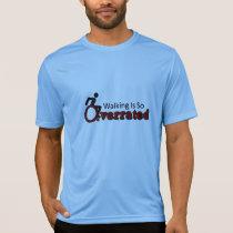 Sport-Tek T-Shirt - Walking Is Overrated