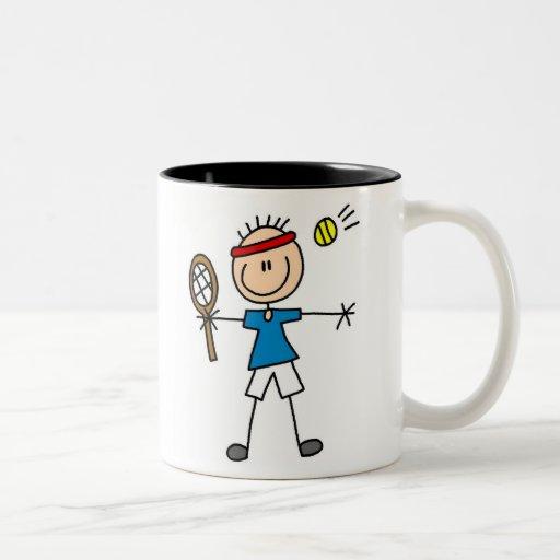 Sport Tennis Mug