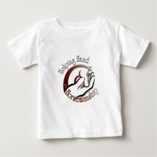 Sport the Helping Hand Horsemanship Logo! Baby T-Shirt