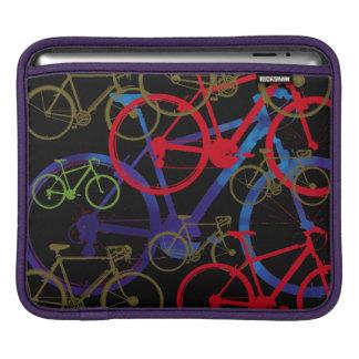 sport-themed urban bikes sleeve for iPads