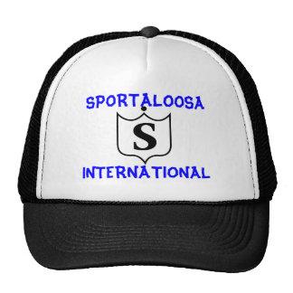 sportaloosa international cap trucker hats