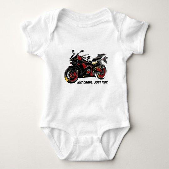 Sportbike 2 body para bebé