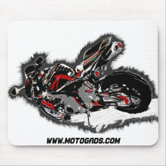 Sportbike Mouse Pad