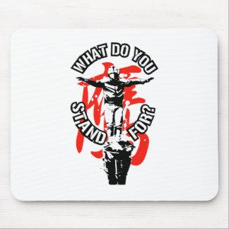 ¿Sportbike - qué usted representa? Alfombrillas De Raton