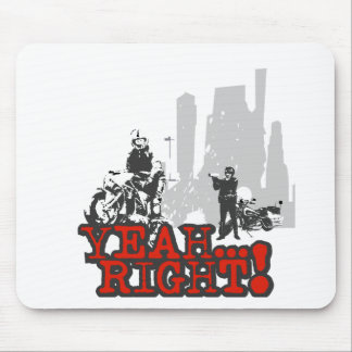 Sportbike - Yeah...Right! Mouse Pad