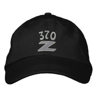 Sportcar Embroidered Cap 370 z