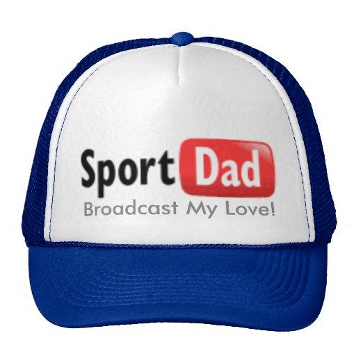 sportdad, Broadcast My Love! Trucker Hat