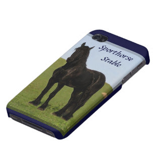 Sporthorse Colt iPhone 4/4S Covers