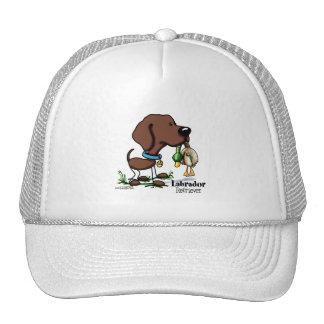 Sporting - Chocolate Labrador Retriever hat
