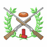 Sporting Clay Crest