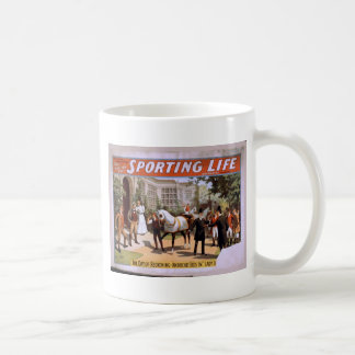Sporting Life, 'Lady Luck Wins the Derby' Retro Th Mugs