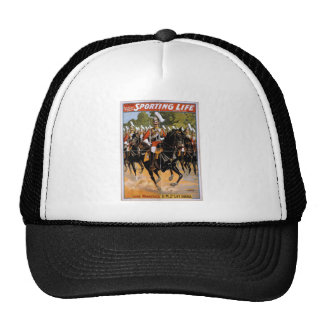Sporting Life, 'Lord Woodstock' Vintage Theater Hats