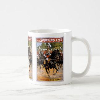 Sporting Life, 'Lord Woodstock' Vintage Theater Coffee Mug