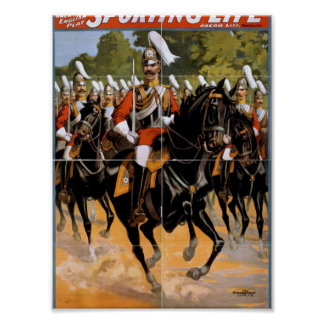 Sporting Life, 'Lord Woodstock' Vintage Theater Poster