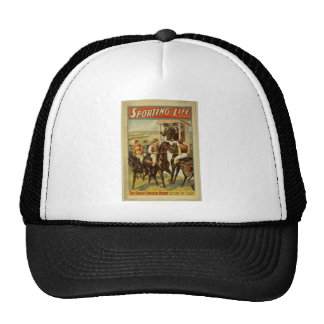 Sporting Life, 'The Great English Derby' Retro The Hats