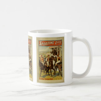 Sporting Life, 'The Great English Derby' Retro The Mugs