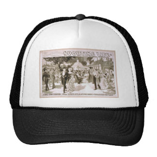 Sporting Life Vintage Theater Hats