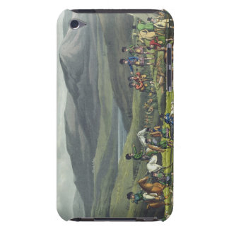Sporting Meeting in the Highlands, aquatinted by I iPod Touch Case-Mate Case