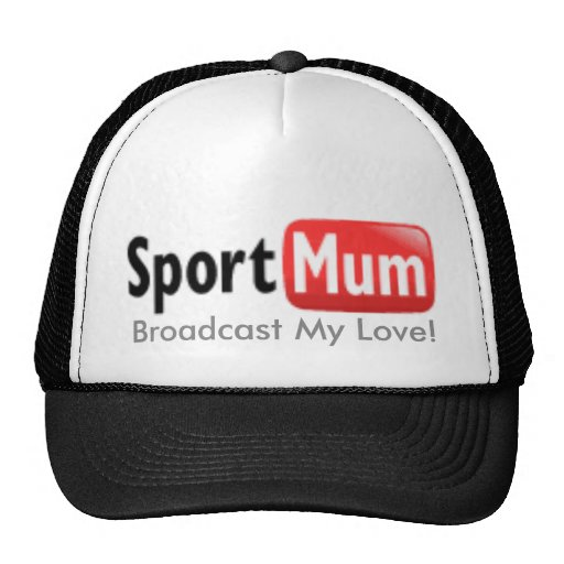 sportmum, Broadcast My Love! Hats